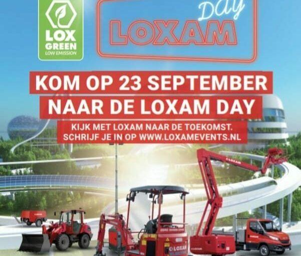Kijken naar de toekomst met Loxam Den Haag!